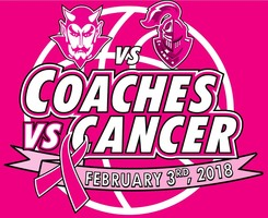 Coaches vs. Cancer T-Shirts On Sale