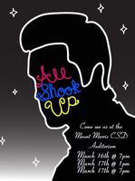 All Shook Up Musical Apparel