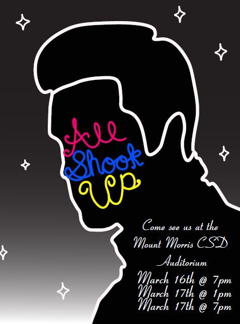 Mount Morris CSD Drama Club Presents 'All Shook Up'