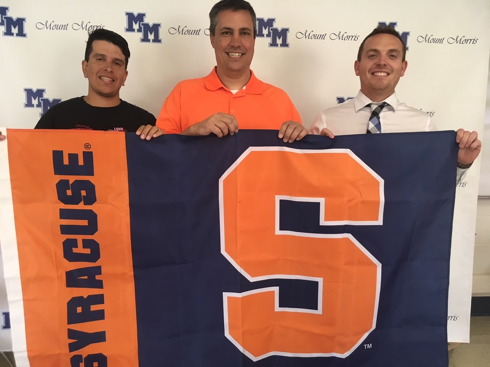 LCN News Story - MMCSD to Offer Syracuse University Courses