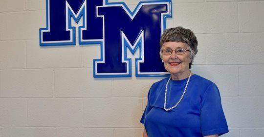LCN News Story - Mount Morris Central School board member honored with Al Hawk Award