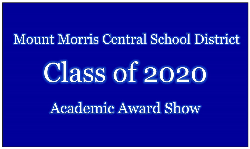 Class of 2020 Academic Award Show