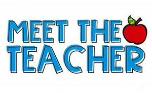 Meet the Teacher Event!