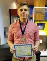 Genesee Sun Story: Mount Morris Student Wins First Place at Digital Media Festival Competition