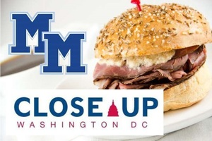Close-Up Beef on Weck Fundraising Dinner March 2nd!