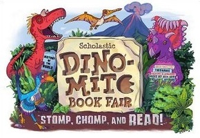 Scholastic Book Fair 5/6-5/14!