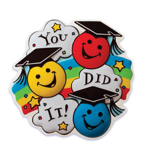 emojis with graduation caps