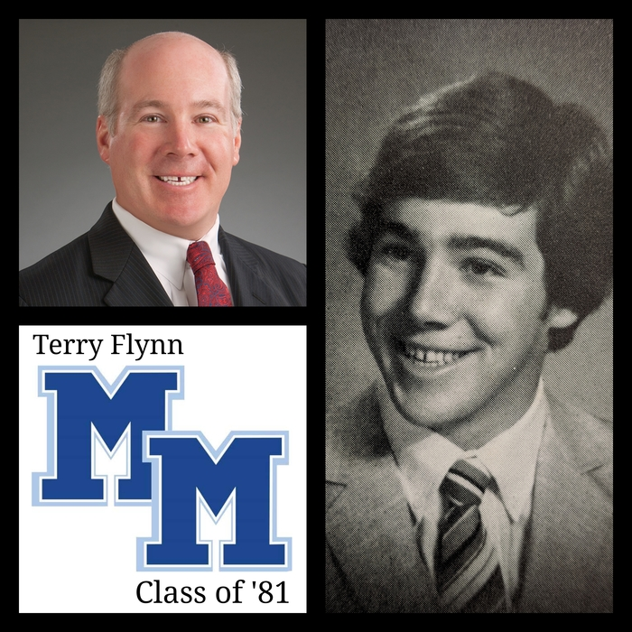 Terry Flynn, Distinguished Alumni Class of '81