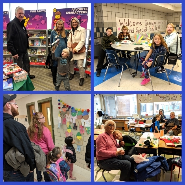 Grandparents & Special Persons Day Collage