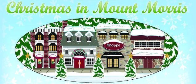 christmas in mount morris