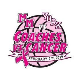 coaches vs cancer tshirt logo