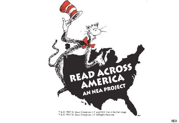 Read Across America Week Logo