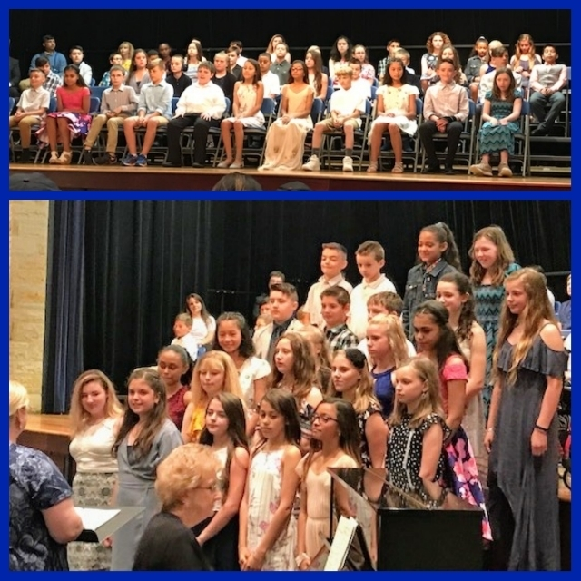 6th grade promotion collage