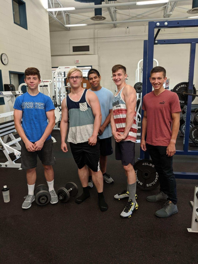 Weight Training Club