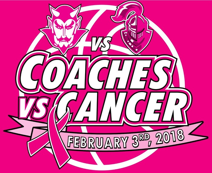 2018 coaches vs cancer logo
